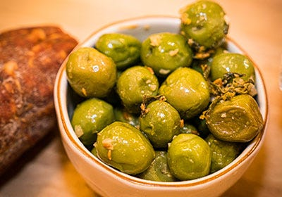 Oakville Grocery Stuffed Olives