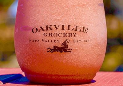 Oakville Grocery Frose Drink