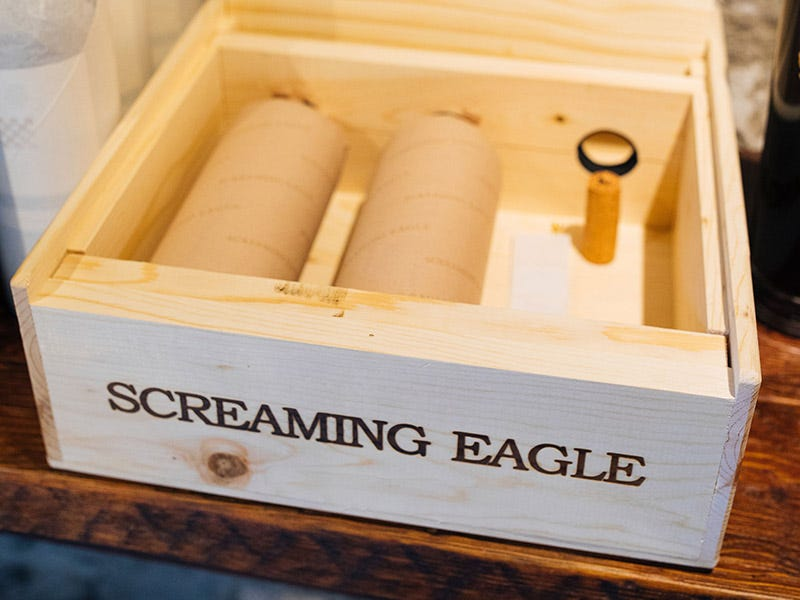 Oakville Grocery wine Screaming Eagle