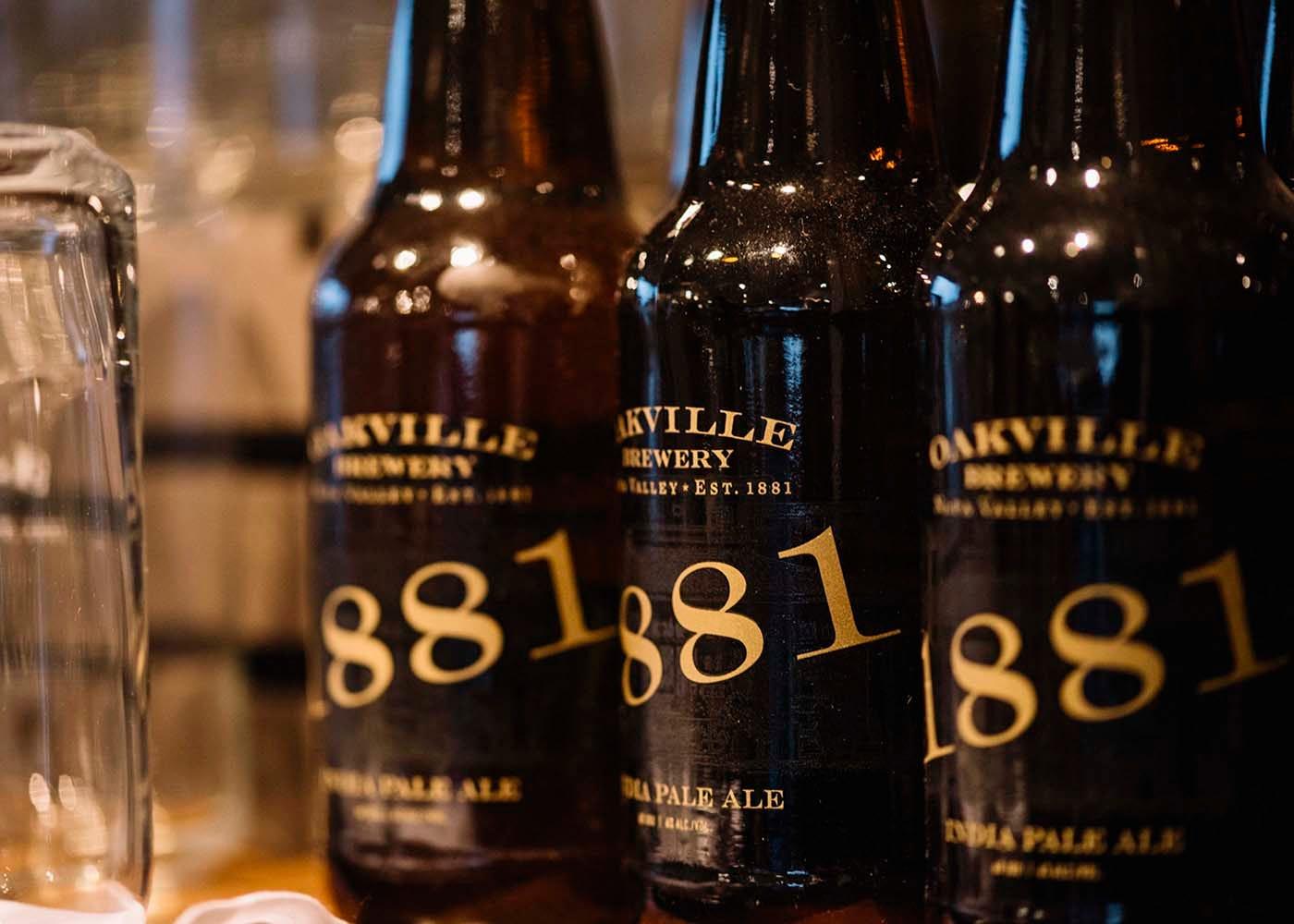 Oakville Grocery 1881 beer pale ale