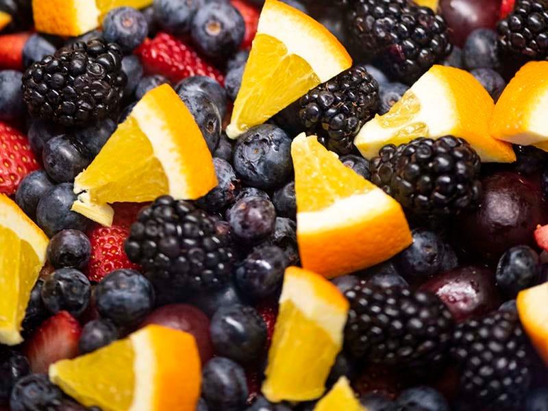 Oakville Grocery fruit salad