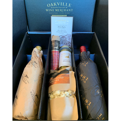 Oakville Food and Mystery Wine Pack