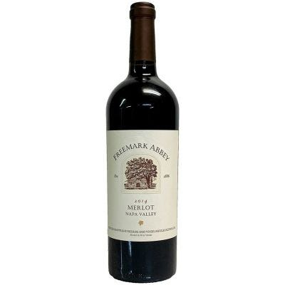 2014 Freemark Abbey Merlot Napa Valley
