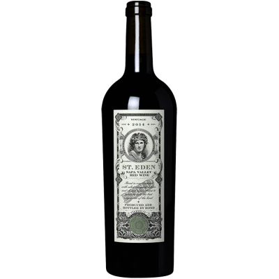 2014 Bond St. Eden Red Wine