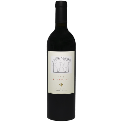 2015 Portfolio Limited Edition Red Wine