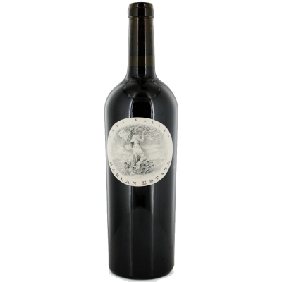 Harlan Estate Cabernet Sauvignon Red Wine Bottle Shot