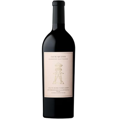 2015 Jack Quinn 'Agave Rose' Cabernet Sauvignon Rutherford