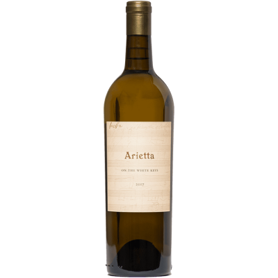 2017 Arietta on the White Keys White Blend