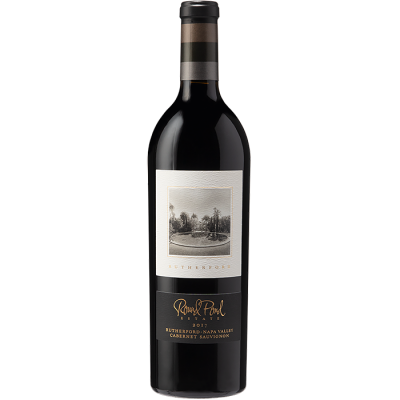 2017 Round Pond Estate Cabernet Sauvignon Rutherford