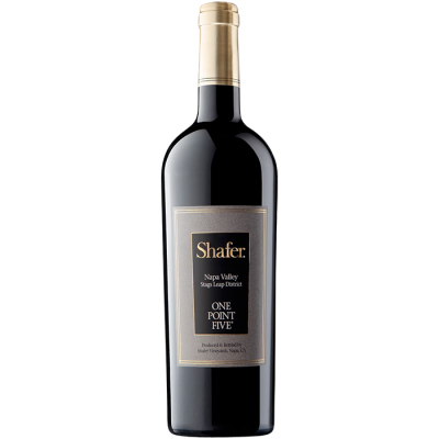 Shafer One Point Five Cabernet Sauvignon