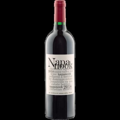 2018 Dominus Napanook Cabernet Sauvignon Napa Valley