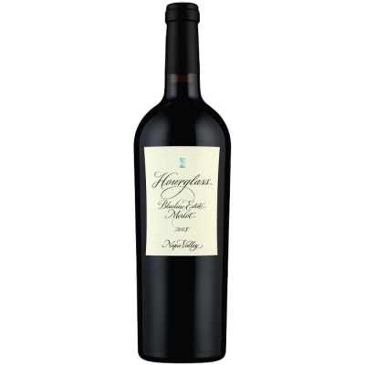 2018 Hourglass Estate Blueline Merlot Calistoga