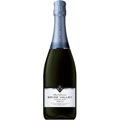 2014 Bride Valley Brut Reserve England