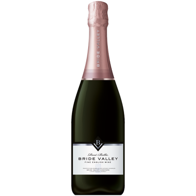 2014 Bride Valley Bella Rosa Brut Rose England
