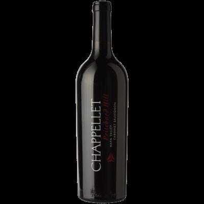 2017 Chappellet Pritchard Hill Cabernet Sauvignon Napa Valley