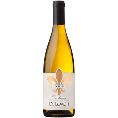 DeLoach 2016 OFS Chardonnay 750ml