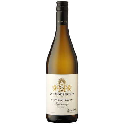 2019 McBride Sisters Collection Sauvignon Blanc Marlborough New Zealand