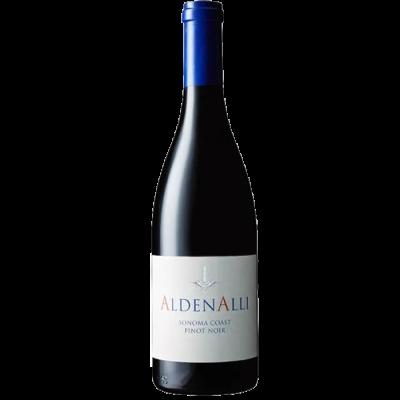 2017 Aldenalli Pinot Noir Sonoma Coast