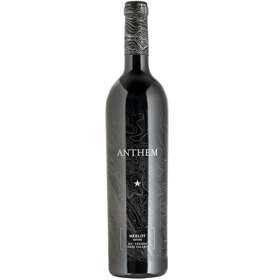 2016 Anthem Merlot, Mt. Veeder