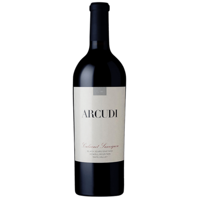 2016 Arcudi 'Black Sears' Cabernet Sauvignon Howell Mountain