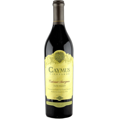 2018 Caymus Vineyards Cabernet Sauvignon Napa Valley