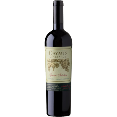 2016 Caymus Special Selection Cabernet Sauvignon