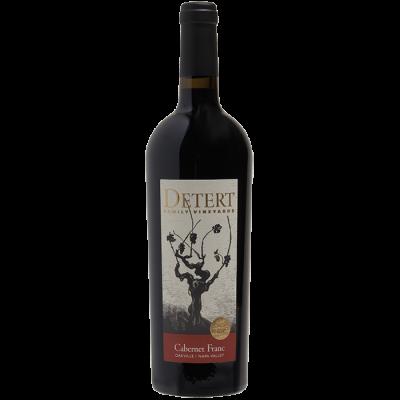 2017 Detert Family Vineyards Cabernet Franc Oakville