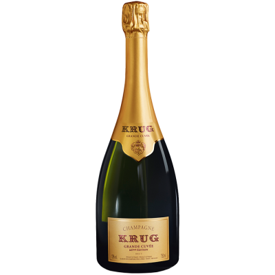 Krug Champagne Grand Cuvee 168th Edition Champagne