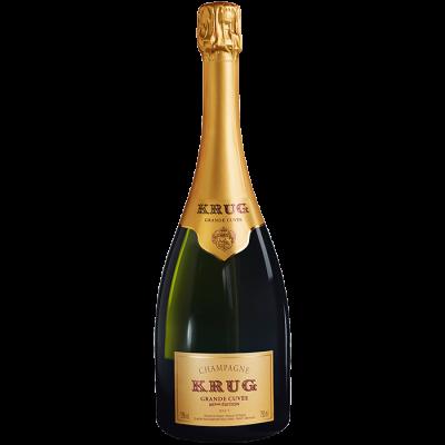 Krug Champagne Grand Cuvee 169th Edition Champagne