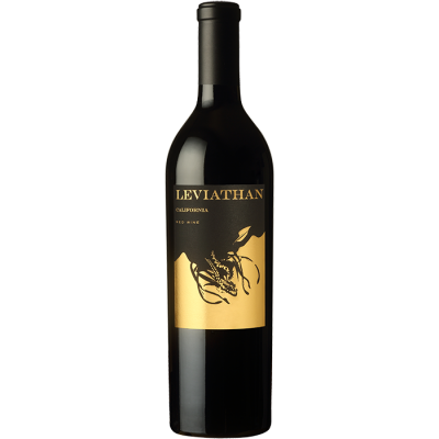 2019 Leviathan Red Blend California