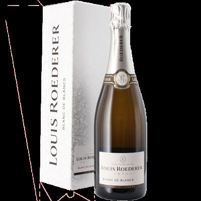 2013 Louis Roederer Delux Blanc de Blanc Champagne