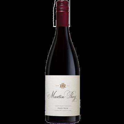 2019 Martin Ray Winery Pinot Noir Santa Cruz Mountains