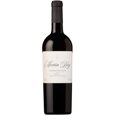 2018 Martin Ray Cabernet Sauvignon Santa Cruz Mountains