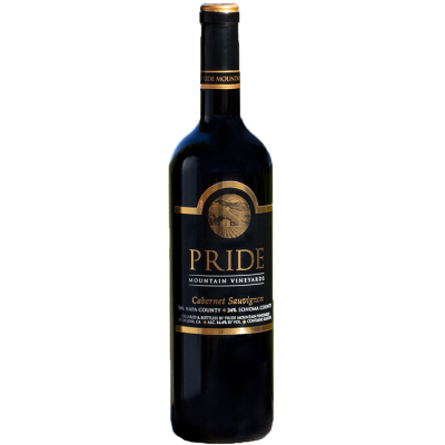 2018 Pride Mountain Vineyards Cabernet Sauvignon Napa-Sonoma Valley