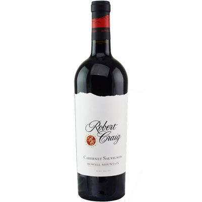 2015 Robert Craig Cabernet Sauvignon Howell Mountain