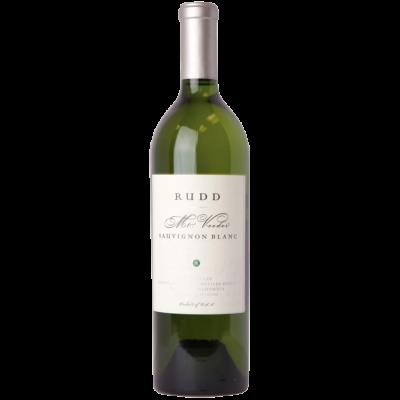 2019 Rudd Sauvignon Blanc Mt. Veeder
