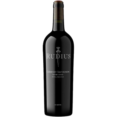 2014 Rudius 'Savory Estate' Cabernet Sauvignon Howell Mountain