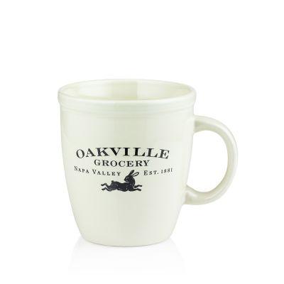 Oakville Grocery Cream Stoneware Mug