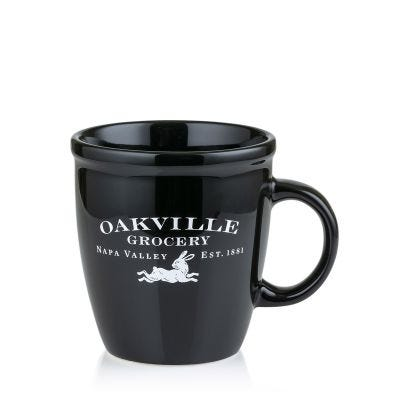 Oakville Grocery Black Mug