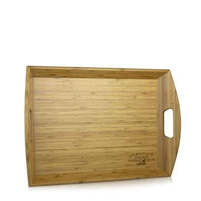 Oakville Grocery Bamboo Serving Tray