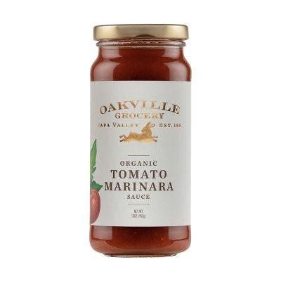 Oakville Grocery Organic Tomato Marinara Sauce