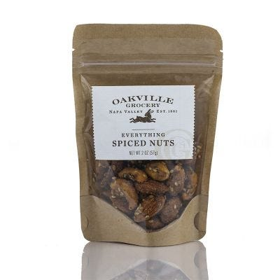 Oakville Grocery Everything Spiced Nuts