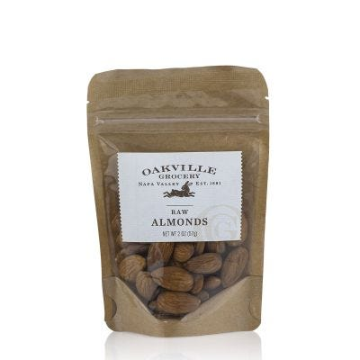 Oakville Grocery Raw Almonds