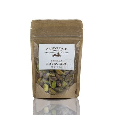 Oakville Grocery Shelled Pistachios