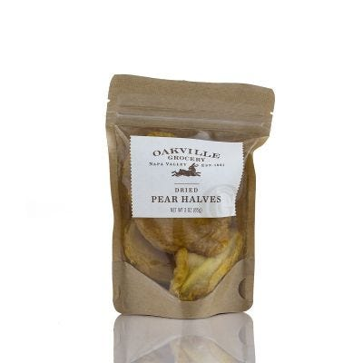 Oakville Grocery Dried Pear Halves