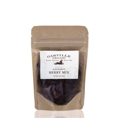 Oakville Grocery Gourmet Berry Mix