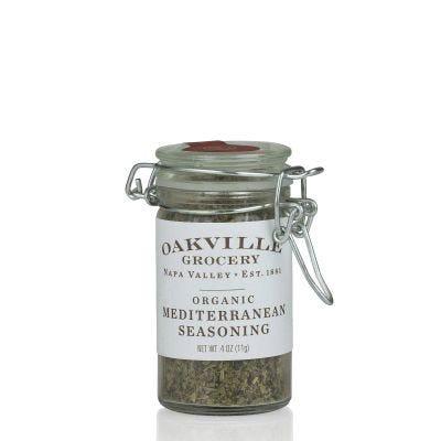 Oakville Grocery Organic Mediterranean Seasoning