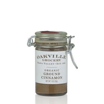 Oakville Grocery Organic Ground Cinnamon