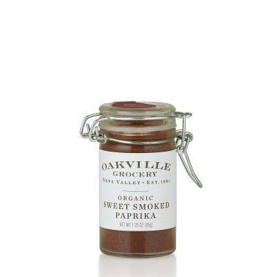 Oakville Grocery Organic Sweet Smoked Paprika