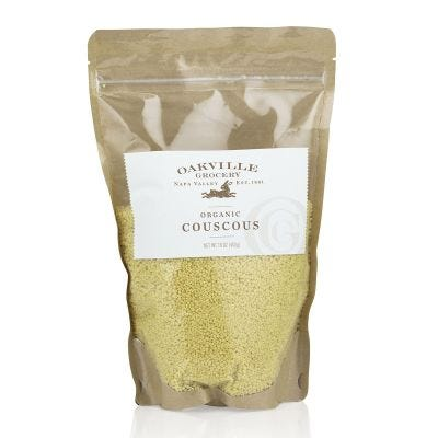 Oakville Grocery Organic Couscous